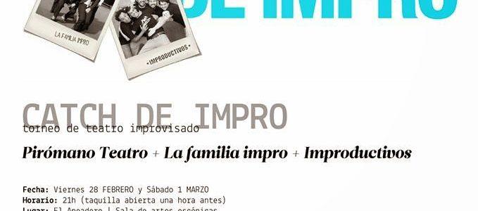 Catch de Impro en Granada