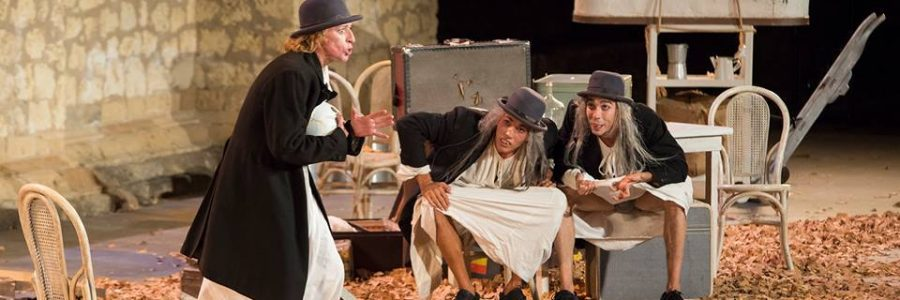 Los Caballeros – Teatro Paco Rabal – Madrid
