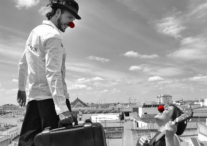 Flamenco y clown se fusionan…
