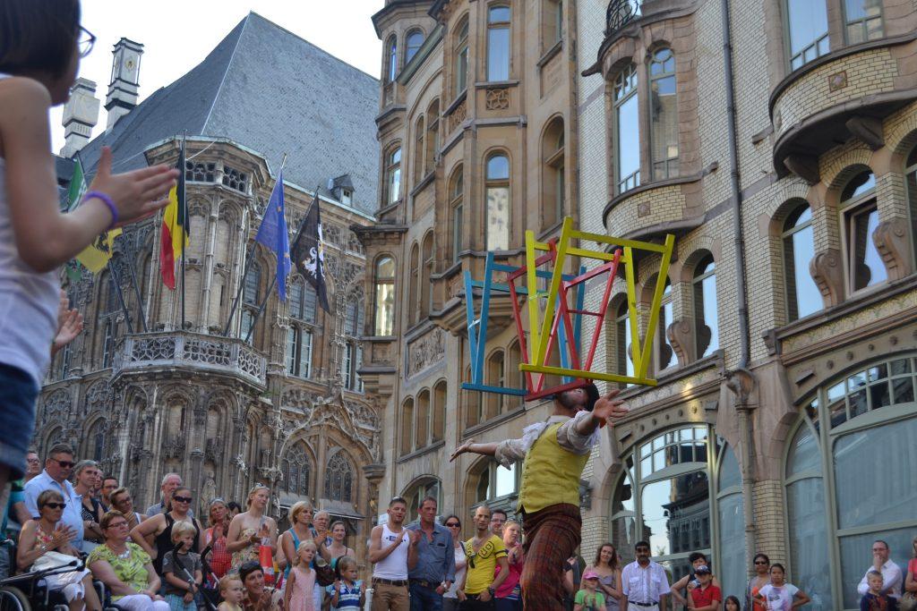Gentse Feesten - Bélgica