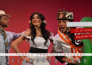 Teatro Cánovas. Flamenco Land