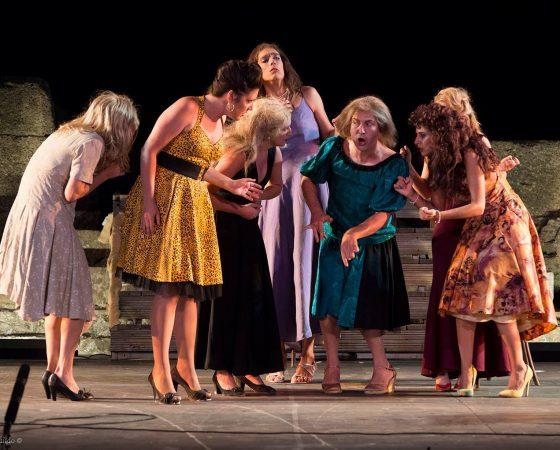 La fiesta de las mujeres – Teatro del Velador