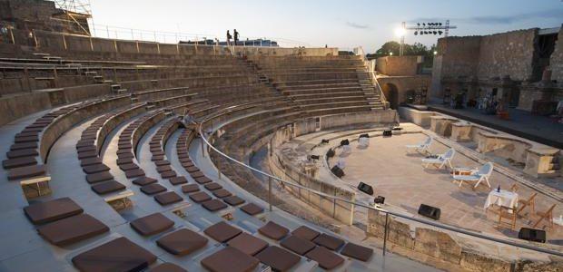 «Las aves» se estrena en el Teatro de Itálica
