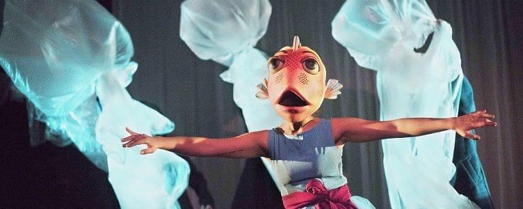 Estrenamos «Uanna» en la 39 Feria Internacional del Títere
