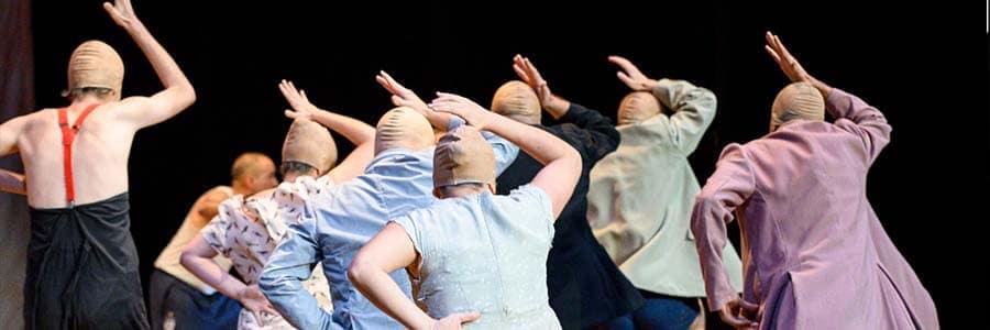 Crítica de «Las Aves» en el Teatro Lope de Vega