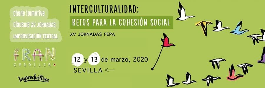 Charla Formativa – XV Jornadas Fepa – Retos – Cohesión Social