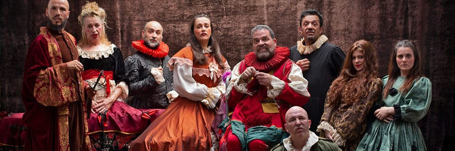 Ensayos – Festival Almagro – Céfalo y Pocris