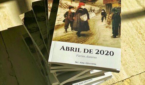Abril 2020 – Antología de relatos del confinamiento